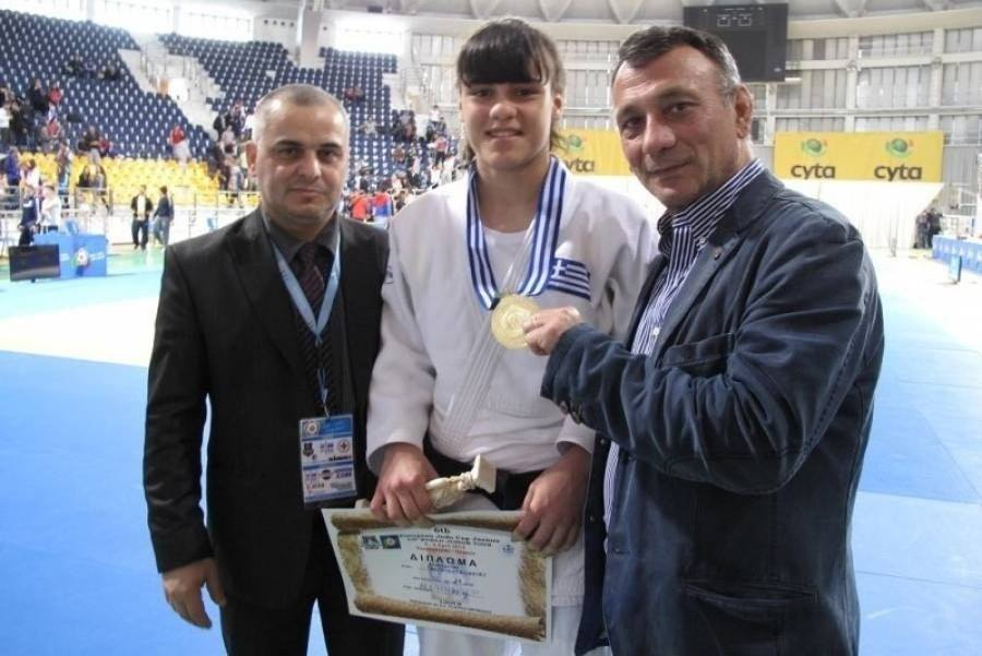 Η Ελισάβετ Τελτσίδου κατέκτησε το ασημένιο μετάλλιο στο European Open