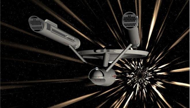 Την περίφημη «ταχύτητα δίνης» δοκιμάζουν μηχανικοί της NASA