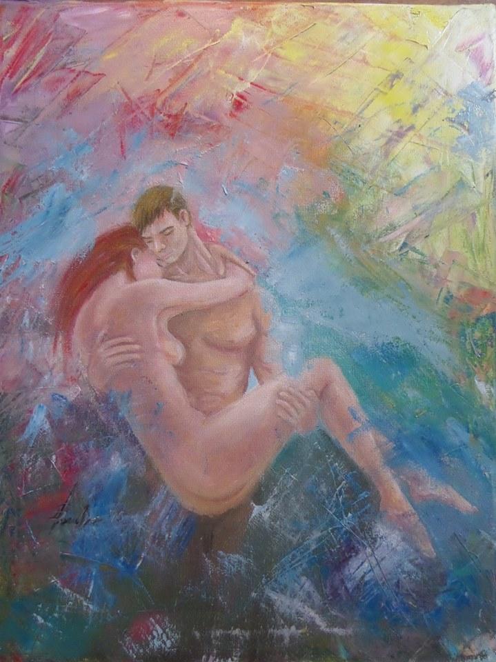 Έκθεση ζωγραφικής της Φαγαδάκη Κωνσταντίας