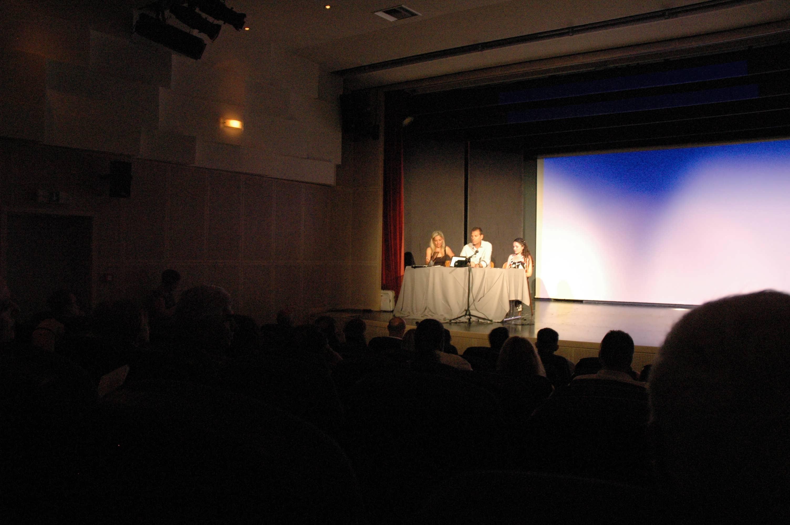 Παρουσίαση της ποιητικής συλλογής «Άπαντα Ποιήματα-Αλληλογραφία-Εργοκριτική» του Μίνου Ζώτου