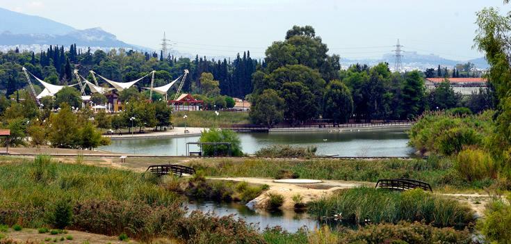 Φωτοεξόρμηση στο Περιβαλλοντικό Πάρκο Αντώνης Τρίτσης