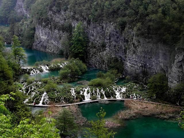 Oι λίμνες του Πλίβιτσε στην Κροατία…(της Βιργινίας Παναγιώτου)