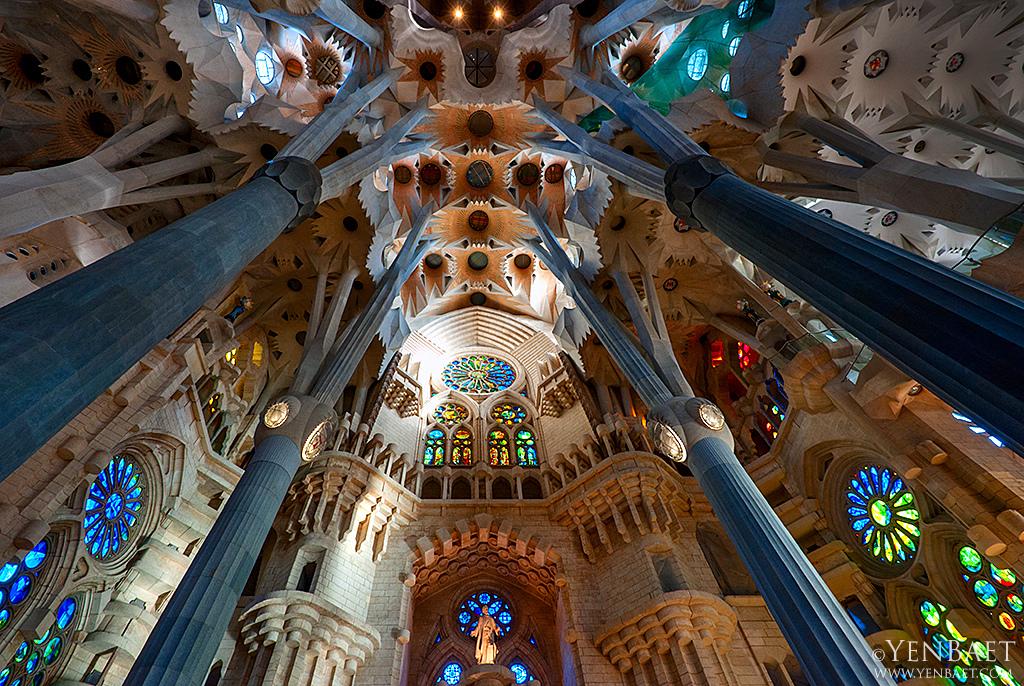 Sagrada Familia, ο Ναός του αιώνα (του Γεωργίου Μεταξά)