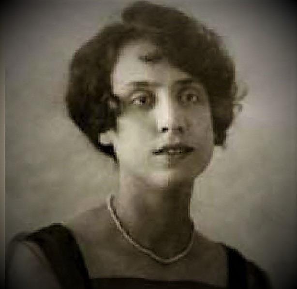 Μαρία Ρούσσια «η αδελφή του στρατιώτη»