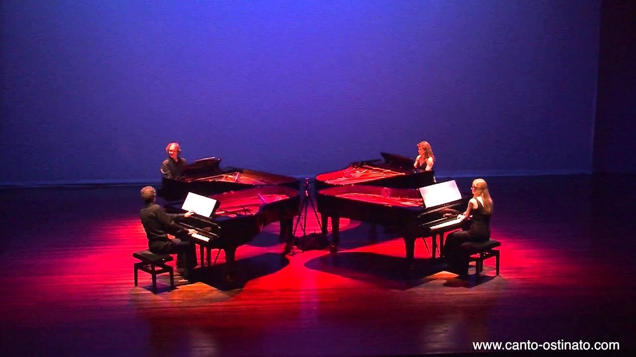 Canto Ostinato…του Κώστα Ριζόπουλου