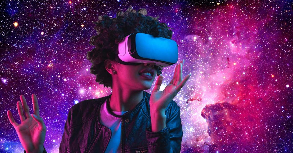 Virtual Reality 1400